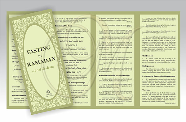 Islamic brochures on behance for Islamic brochure design