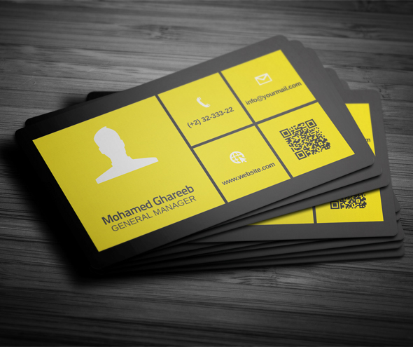 Creative lumia corporate business card on behance creative and clean lumia style business card used for all purpose editable text layers or colors shape layers in easy way colourmoves
