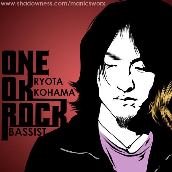 One ok Rock Logo Vector One ok Rock 5 Members