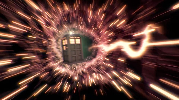Doctor Who television vfx title sequence Scifi science fiction STEAMPUNK after effects cinema 4d 3D aninmation movie titles film credits