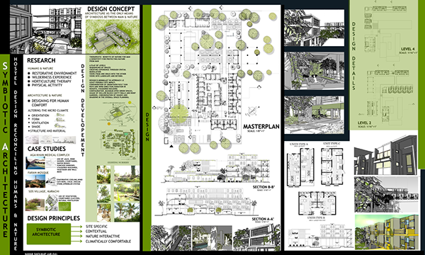 thesis architectural design