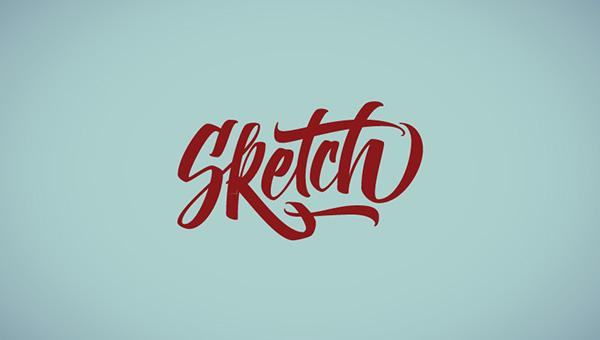 Brush lettering set on behance lettering sketch altavistaventures Image collections