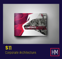 Business Brochure Indesign Horizontal - 1