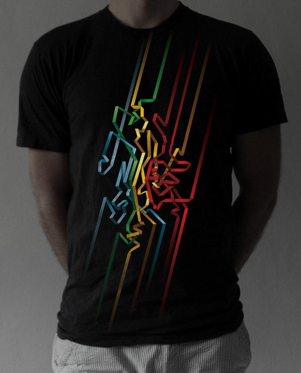 type Nike t-shirt