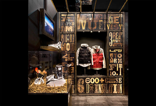 Exhibition Booth Sia : Nike snowboarding sia booth on behance