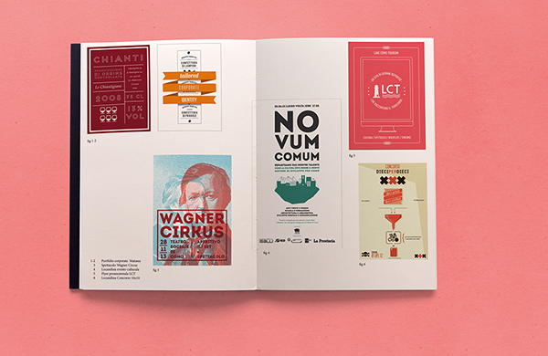 Graphic Design Portfolio [2013-2014] on Behance