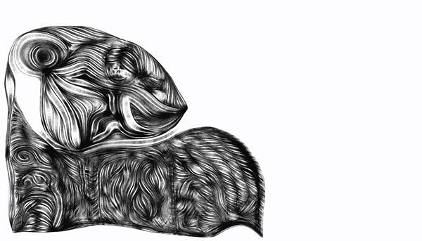 html5 doodling on Behance