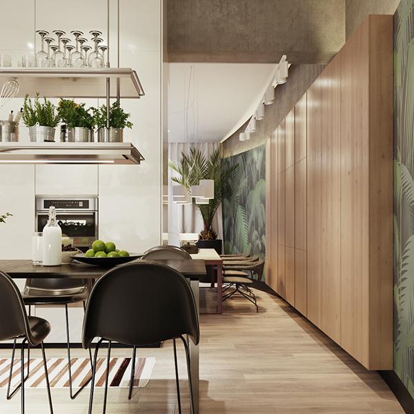 精細的20張客廳主牆顏色欣賞