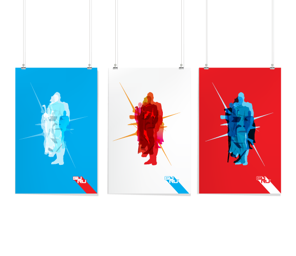Guru,Philippe Jacques,ogilvy,rouge,bleu,energy drink