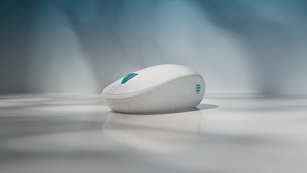 Ocean Plastic Mouse