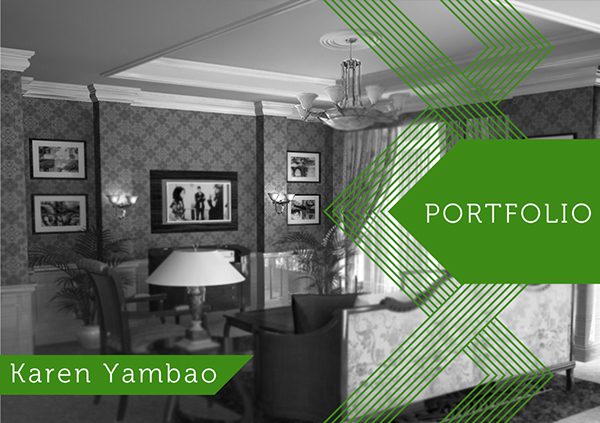 Interior Designer Portfolio on Behance