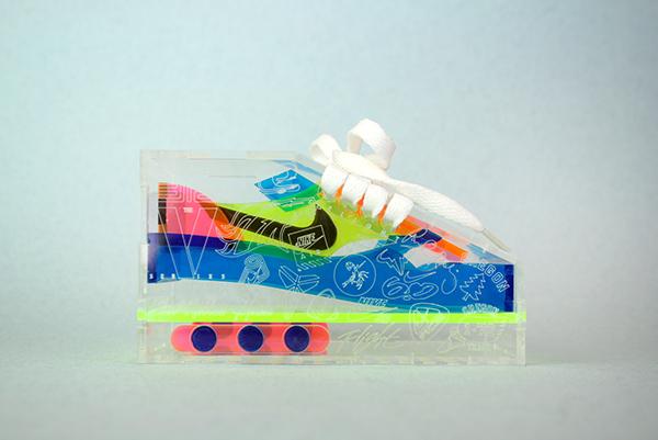 Nike Beaverton Santiago chile 20yearsnike airmax corporategifts trophy