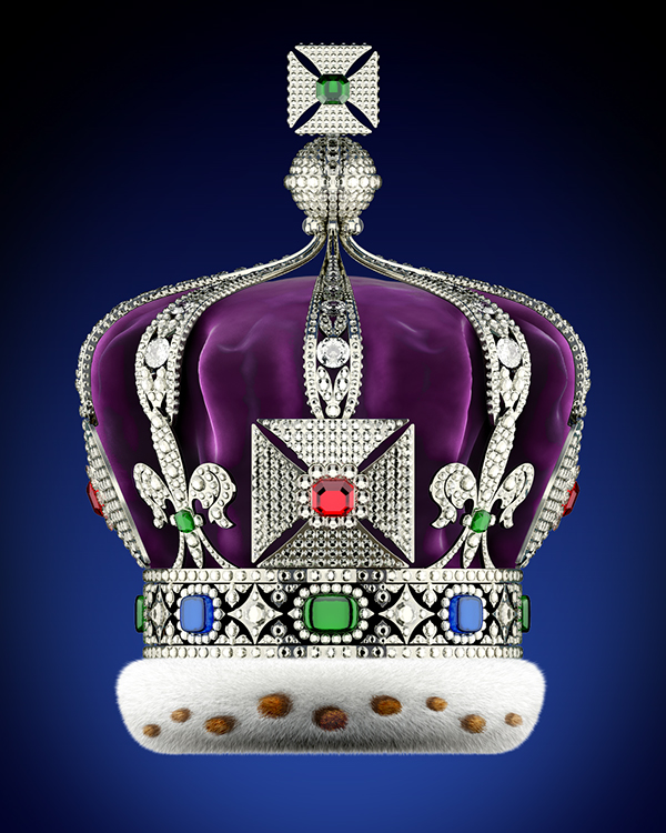 India Crown Crown of India Master