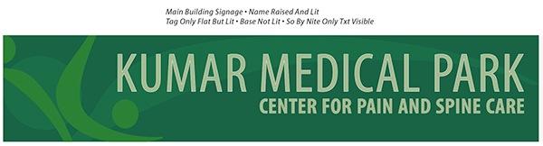 facade  branding  Signage backlit  letter cutting