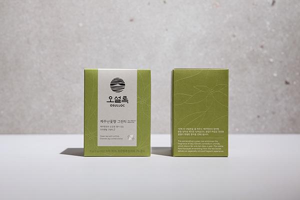 Osulloc Blended Tea Line