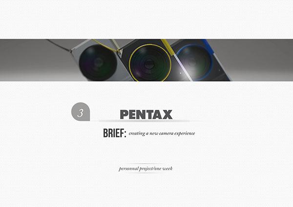 3D Printer Pentax camera project