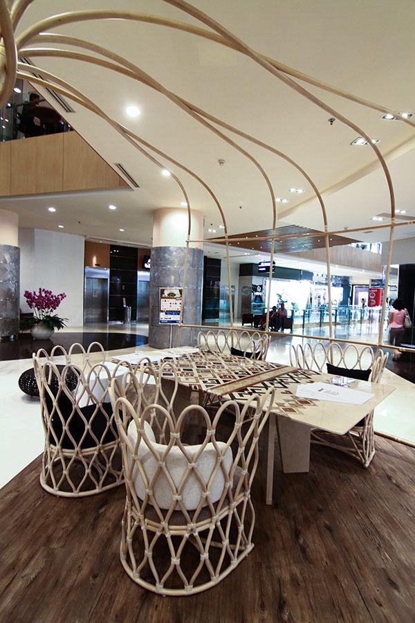 Nice AlvinT Pavilion For Living ETC Exhibition On Behance