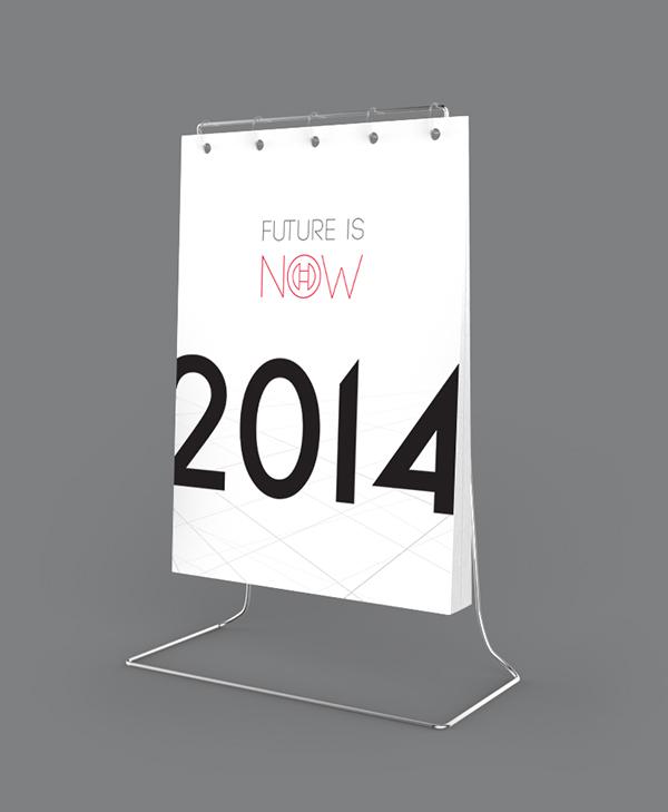 Calendar Design Behance : Calendar on behance