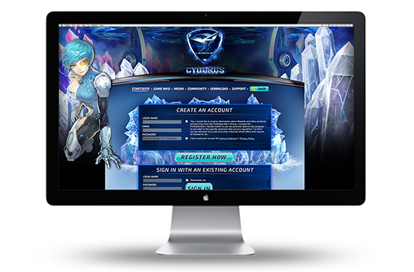 WEB | S4 League on Behance