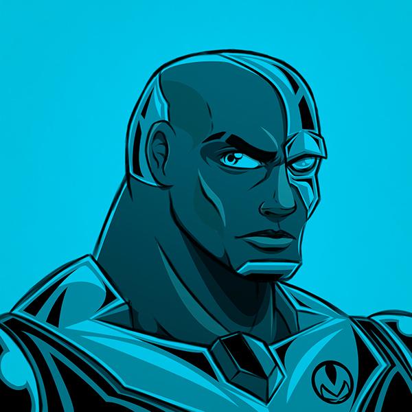 Teen Titans on Behance