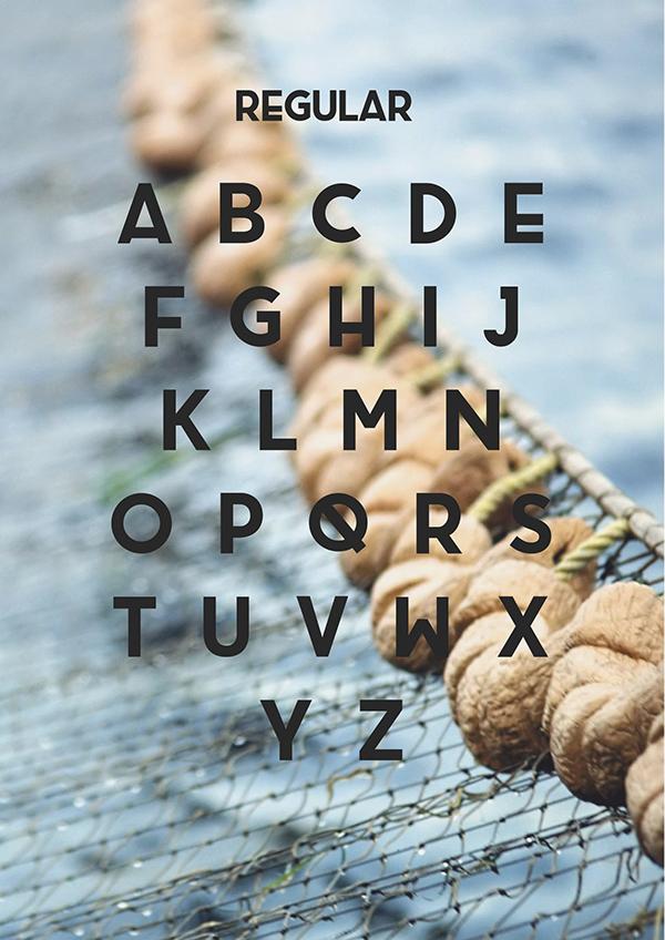 BRIG free typeface Font Download