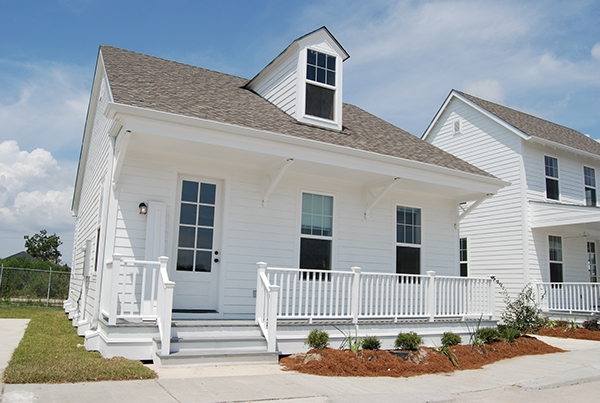 Fema Katrina Cottages Louisiana On Behance