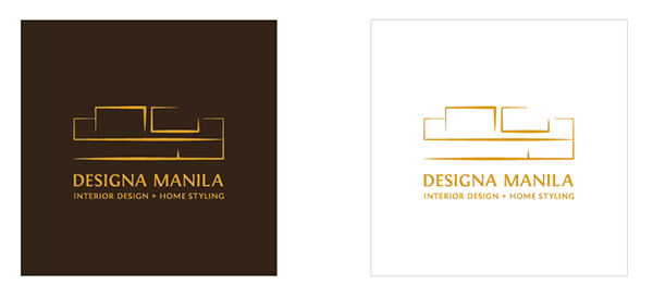 The Original Logo Was First Created By Rheena Radan For An Interior  Architecture Class In The Philippine School Of Interior Design.