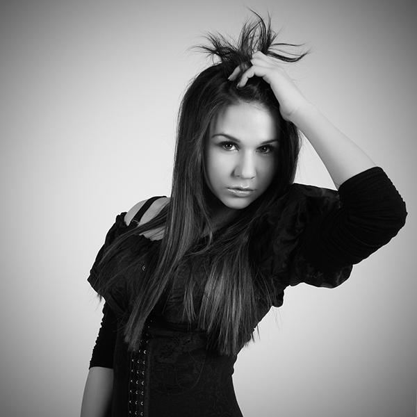 portrait Black&white