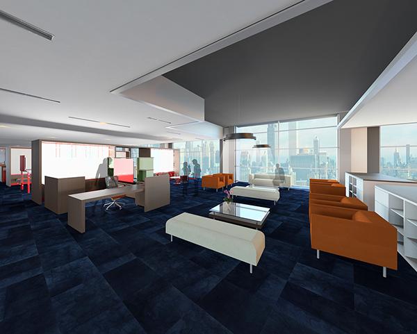 Office design space on ccs portfolios for Ccs interior design