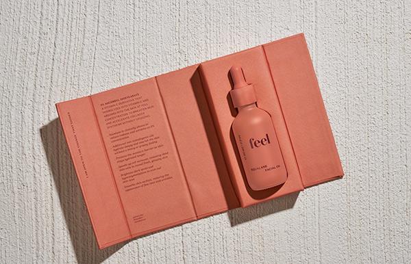 Feel Skincare Branding & Packaging