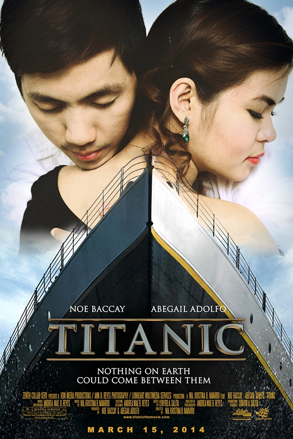 titanic movie poster essay A night to remember is a 1958 british drama film adaptation of walter lord's  1955 book, which  a night to remember (film poster)jpg  among the many  films about the titanic, a night to remember has long been  at allmovie a  night to remember at rotten tomatoes criterion collection essay by michael  sragow.