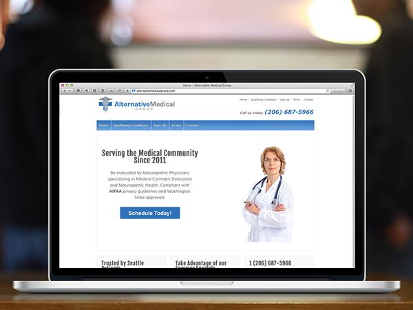 wordpress Naturopathic medicine business medical