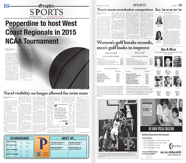 News Section Design Of Newspaper Layout Sports Section On Behance