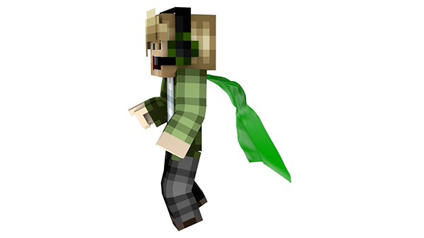 minecraft how to add a cape to your skin