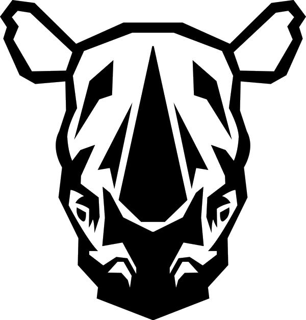 Rhino Logo Evolution on Behance