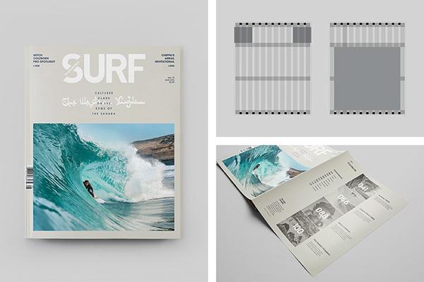 Transworld Surf transworld surf editorial redesign re-design magazine cover