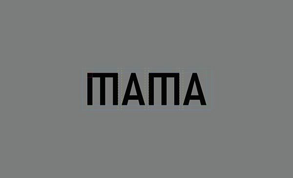 MAMA - Branding