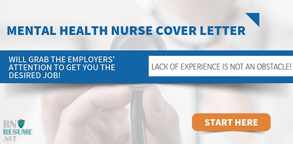 Memorable Mental Health Nurse Cover Letter on Pantone Canvas ...