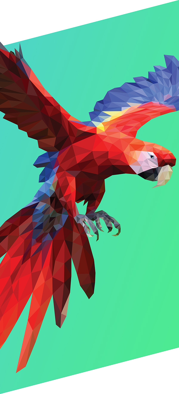 Low Poly Art by Breno Bitencourt