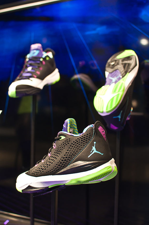 jordan cp3 vii retail strategy on behance