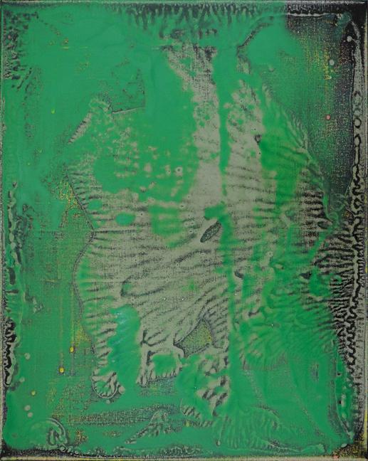 Philip Miner season SEASON gallery Robert Yoder acrylic painting