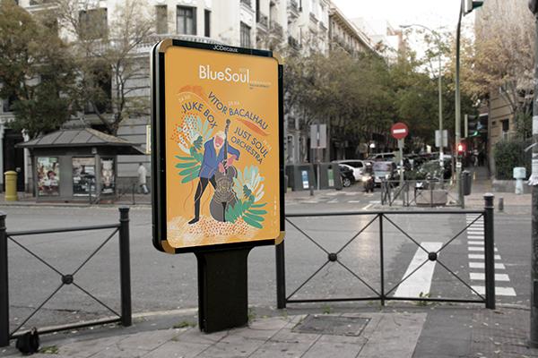 music blues poster viana do castelo Portugal