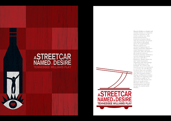 a streetcar named desire a complicated psychological work by tennessee williams A study guide for tennessee williams's a streetcar named desire, excerpted from  formal, feminist, psychological,  the work of tennessee williams: desire.
