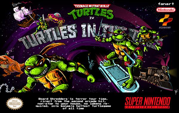 TMNT Leo Donatello Michelangelo Turtles  NES Pizza Time cobua COWABUNGA comic bebop and rocksteady baxter stockman Foot Clan April O'Neil