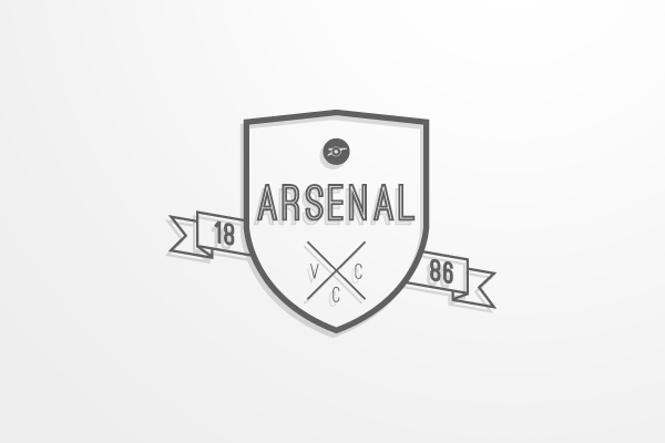 Arsenal F.C Logo Design on Behance
