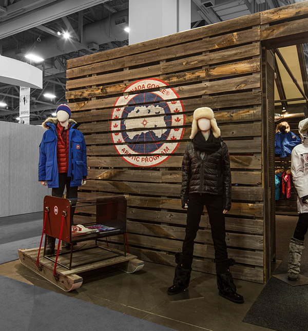 Canada Goose down outlet store - CANADA GOOSE on Behance