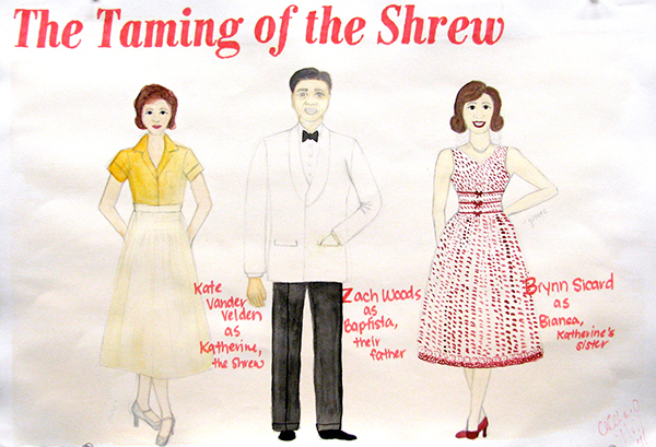 theme of the taming of the In 'the taming of the shrew' by william shakespeare we run into a few different  themes this comedy deals with a complexity of issues like gender.