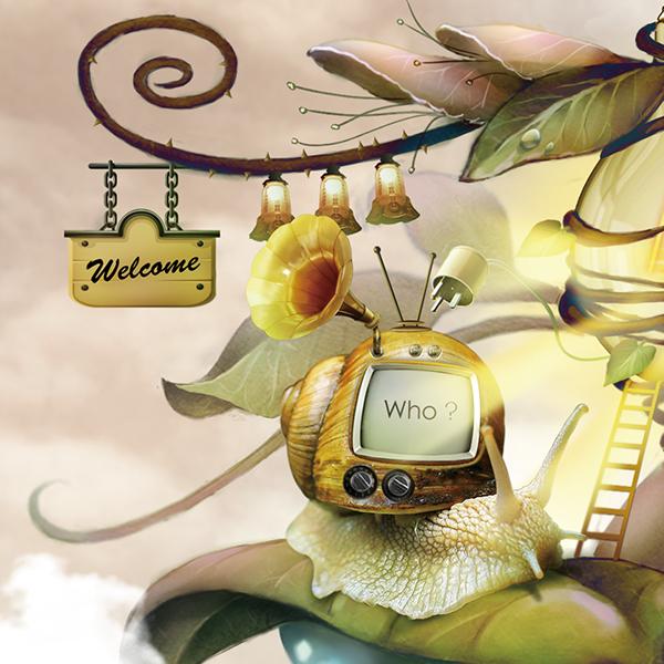 Yii studio flash website Tree  wheel fanciful