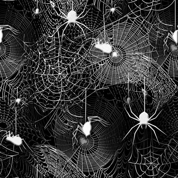 Spider Webs Pattern