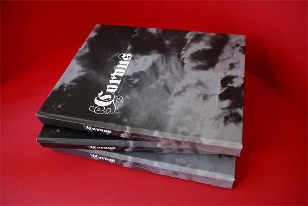 Neha Neha Hattangdi crows corvus editorial book book design